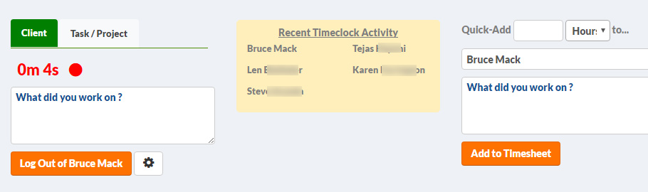Freelance Time Tracking & Invoicing