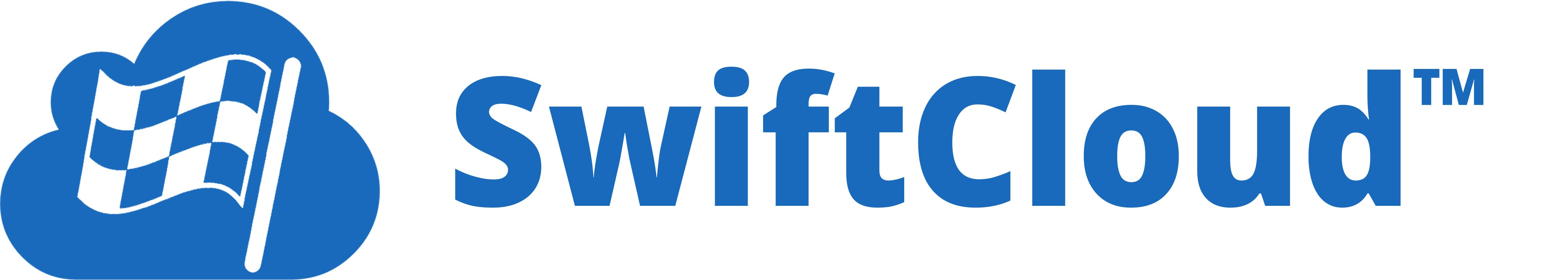 SwiftCloud Logo Over White