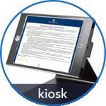 eSign on Kiosk