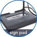 eSign on SIgnPad